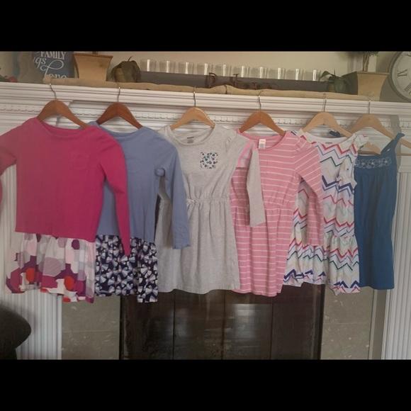 Girls Gymboree Dress Lot